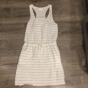 Lou & Grey / Loft Linen Dress Size M